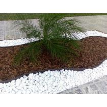 Casca Pinus Forracao Jardim - 40 Litros - Rj