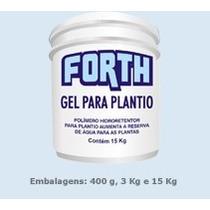 Hidrogel - Forth Gel Para Plantio
