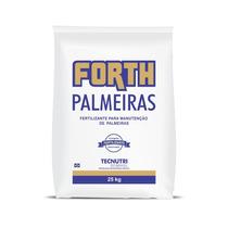 Fertilizante Forth Palmeiras 25kg Macro E Micro Nutrientes