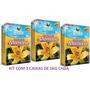 Fertilizante Torta De Mamona Vitaplan 1kg Kit Com 3