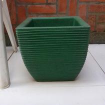 Vaso Polietileno Plastico Planta Flores Para Distribuidor