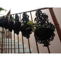 10 Vasos De Parede Jardineira Jardim Vertical Frete Grátis