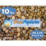 10kg Cascalho De Rio Para Aquário, Jardins, Decoração, Peixe