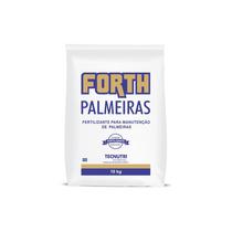 Fertilizante Forth Palmeiras 10kg Macro E Micro Nutrientes