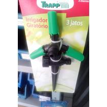Irrigador Giratório - Com Haste - Dy1014 3 Jatos Aspesor