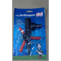 Irrigador Herc Giratorio Kit 3 Unidades