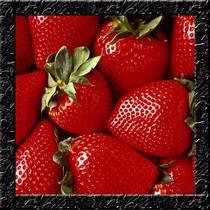 Morango Sensação P/ Clima Brasil 100 Sementes Fruta P/ Muda