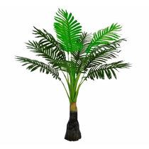 Palmeira Artificial Real Toque Jardim 95cm