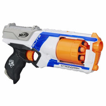Lançador Nerf N-strike Elite - Strongarm - Hasbro