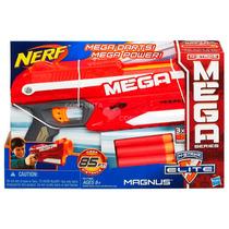 Nerf N Strike Mega Magnus - Dardos Emitem Som - Hasbro