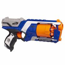 Nerf Strike Elite Strongarm Brinquedos Arma De Dardos Hasbro