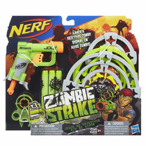 Nerf Zombie Strike - Kit De Alvos Jolt - Hasbro