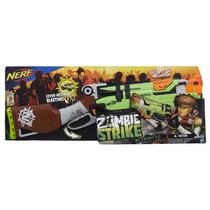 Nerf Zombie Strike - Slingfire Lança Dardos Hasbro