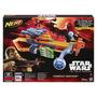 Nerf Star Wars Lançador Chewbacca Bowcaster Epvii Hasbro