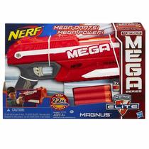 Brinquedo Lançador Nerf N-strike Elite Mega Magnus Hasbro