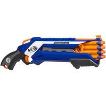Nerf N-strike Elite Rough Cut 2x4 Lança Dardos 20m Hasbro