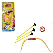 Arco E Flecha Infantil Brinquedo Kit Frete Grátis