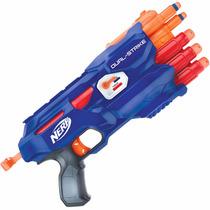Nerf N-strike Elite Mega - Dual-strike - Hasbro - B4620