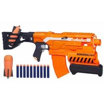 Lançador Nerf N-strike Elite Demolisher 2 Em 1 Hasbro A8771