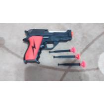 Pistola De Dardos - Revolver - Não É Airsoft