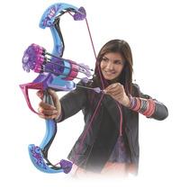 Nerf Rebelle Arco Autoquiver Bow Tambor Gira 6 Flecha Hasbro