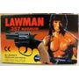 Brinquedo Dos Anos 80 Rambo Magnum Lawman Arsoft Raridade