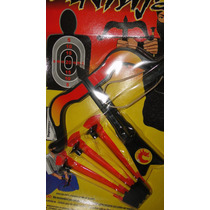 Brinquedo - Arco Besta E Flecha - Guerreiro Ninja