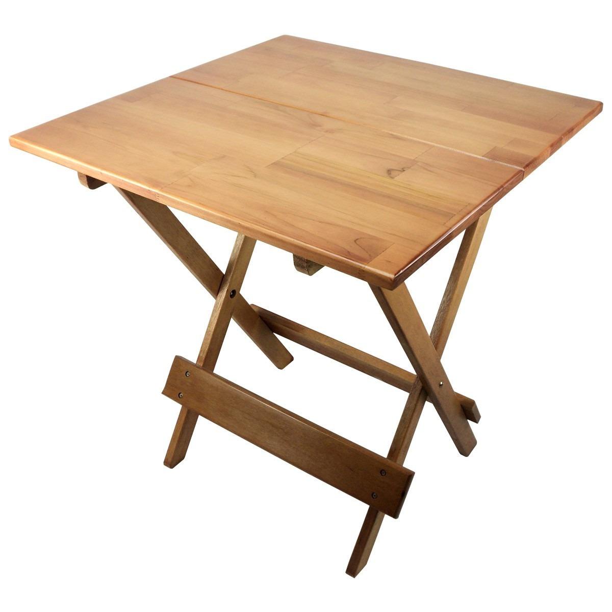 Jogo De Mesa E Cadeira De Madeira Para Cozinha E Varanda Poker Vime E #A0692B 1200x1200