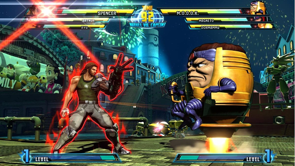 Torrent Marvel vs Capcom 3: Fate of Two Worlds – PS3