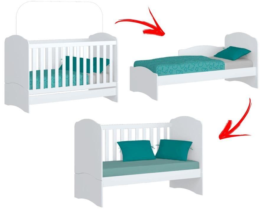 Jogo quarto infantil c moda lorena ber o mini cama sof for Sofa que vira beliche