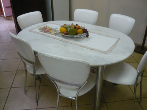 Jogo De Sala De Jantar ~ Jogo Sala De Jantar Mesa C6 Cadeiras  Cod09920669  R$ 1499,00 no