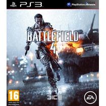 Battlefield 4 - Bf4 Playstation 3 Dublado Pt-br Semi Novo