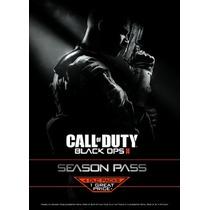 Dlc Addon Season Pass P/ Cod Bo 2 Americano R1 Ps3