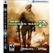 Call Of Duty Modern Warfare 2 (mw2) - Jogo Playstation 3