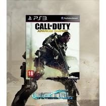 Call Of Duty Advanced Warfare Day Edition Ps3 Código Psn
