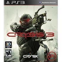 Crysis 3 Ea Ps3 - Playstation 3