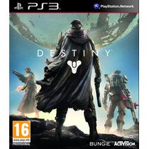 Destiny Ps3 Edição Pré-venda Dlcs Código Psn Envio Imediato