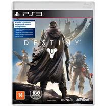 Destiny Jogo Playstation 3 Em Português Pronta Entrega - Ps3