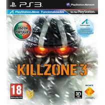Killzone 3 - Português + 3d - Ps3