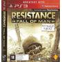 Resistance Fall Of Man Ps3 Novo Lacrado Original Sony Brasil