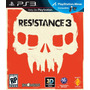 Resistance 3 Ps3 Jogo Novo Original Lacrado Com Nota Fiscal