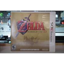 Zelda Ocarina Of Time 3d Para 3ds 2ds Nintendo