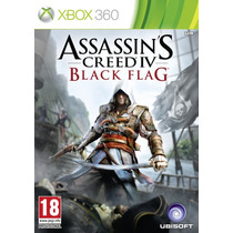 Assassins Creed 4 Black Flag Iv Xbox Português Brasil Xbox 3