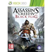Assassins Creed 4 Black Flag Iv Xbox Português Brasil Xbox 3