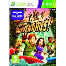 Game Xbox360 Kinect Adventures