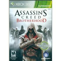 Game Xbox 360 Assassin´s Creed Brotherhood Frete Grátis