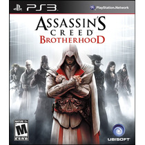 Assassin´s Creed Brotherhood - Jogo Playstation 3