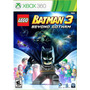 Lego Batman 3: Beyond Gotham Xbox 360 Portugues Original
