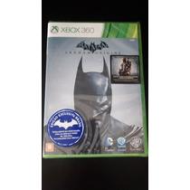 Batman Arkham Origins Xbox 360 Edição Exclusiva Brasil
