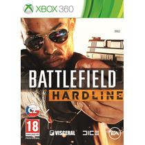 Battlefield Hardline Xbox 360 Português Original Lacrado